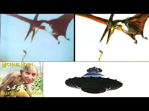 Billy Meier Time Travel Dinosaur Photo & Interview with Michael Horn - Hoax Hunter