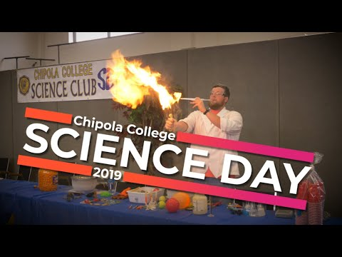 Science Day 2019 Chipola College
