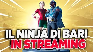 IL NINJA DI BARI IN STREAMING
