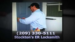 Locksmith Stockton CA (209) 330-5111 Stockton's ER Locksmith