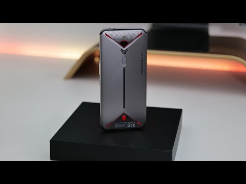 Nubia Red Magic 3S - Unboxing, Setup and Review - (4K60P)
