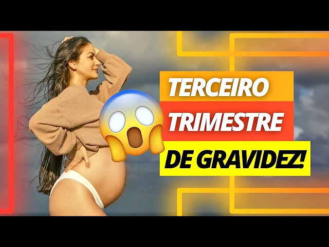 Perrengues do meu TERCEIRO TRIMESTRE DE GRAVIDEZ!