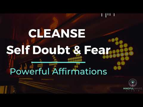 Most Effective Affirmations To Eliminate Limiting Beliefs & Self Sabotage | End Your Fear & Doubt