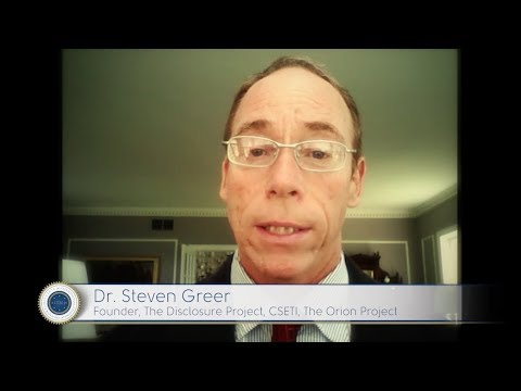 Dr. Steven Greer | ITNJ Commission of Inquiry
