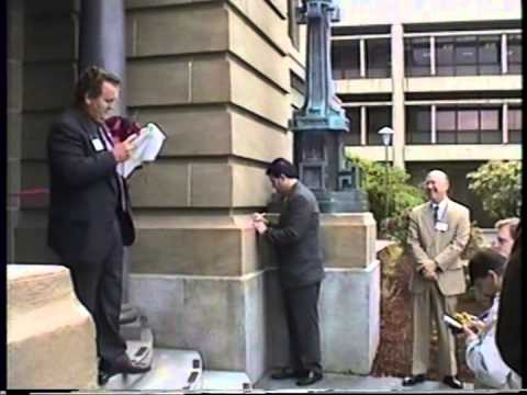 Re-Dedication of the Grays Harbor County Courthouse July 28, 2001 (Complete)