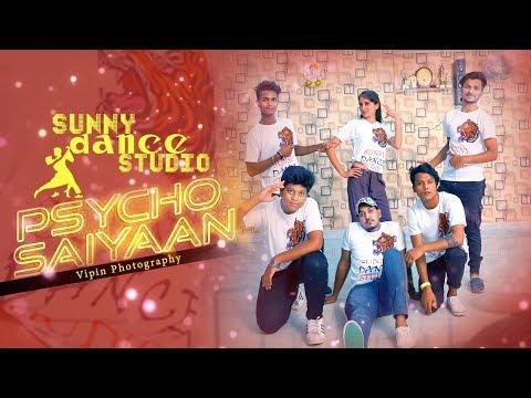Download Lagu  Psycho Saiyaan   Tanishk Bagchi, Dhvani Bhanushali, Sachet Tandon   SUNNY CHOREOGRAPHY Mp3 Free