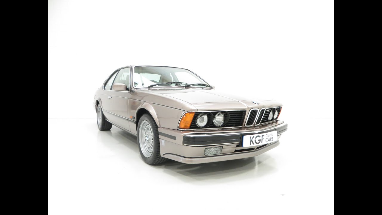 Bmw Garage Rotterdam : A magnificent e24 bmw 635 csi highline coupe enthusiast owned sold