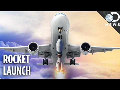 Why Don't We Launch More Rockets From Airplanes?