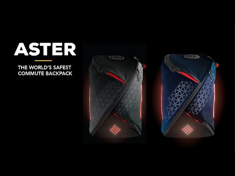 Lumos Aster Cycling Backpack