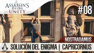 Assassin's Creed Unity | Guía en Español Walkthrough | Enigma Nostradamus | CAPRICORNUS | Solución