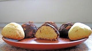 Песочное Печенье из Вареных Желтков кулинарный видео рецепт