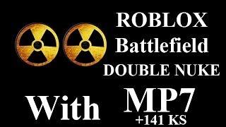 ROBLOX Battlefield 141 KS DOUBLE NUKE con MP7 di HayPro