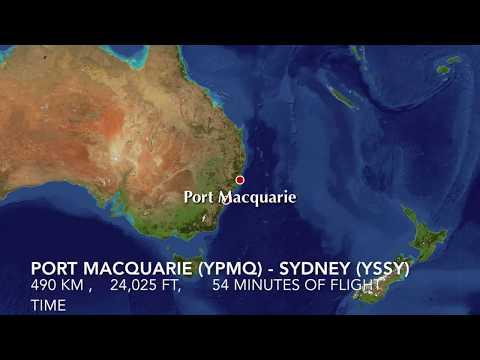 QantasLink Dash-8 Q400 - YPMQ-YSSY - Trip Report