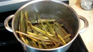 How to cook lemongrass!!