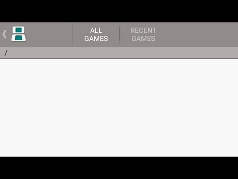 Drastic Emulator Games Not Found Error fix   Nougat and above  
