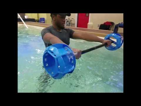 Heated Therapy Pool Exercises at Beyond Aquatics
