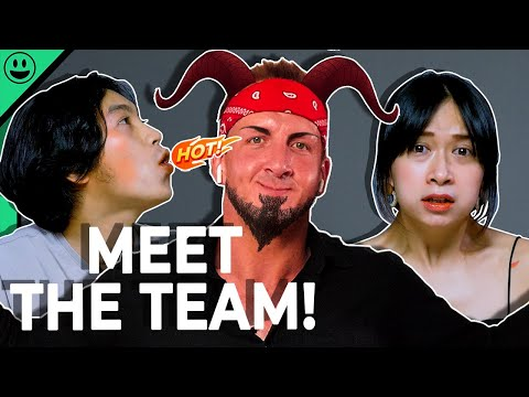 BEFRS Team Spicy Q & A!! What's Sonny Really Like??