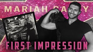 """""""WITH YOU"""" by MARIAH CAREY (REACTION)"""
