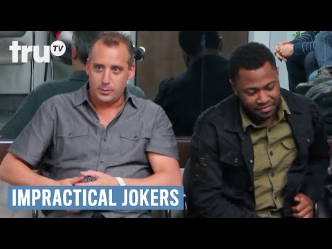 Impractical Jokers - Waiting Room Weirdness | truTV