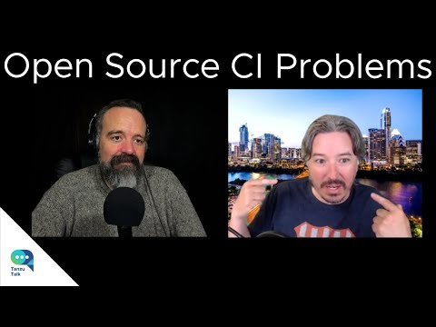 Tanzu Talk - open source CI costs money, with Paul Czarkowski