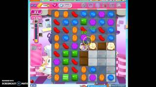 Candy Crush Level 1311 help w/audio tips, hints, tricks