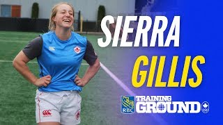 RBC Training Ground | Softball Player to Rugby Player | May 2019