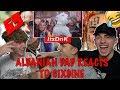 ALBANIAN DAD REACTS TO AMERICAN RAP ( 6IX9INE BILLY )
