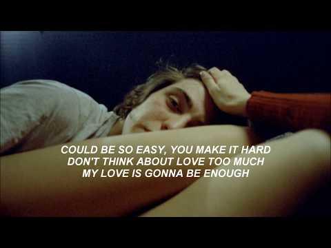 Haim – Little of your love // Lyrics