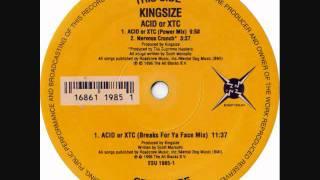 Kingsize - Acid or XTC (Breaks For Ya Face Mix).wmv