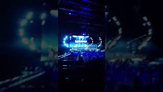 Шоу импровизация на фестивале Comedy Club в Сочи 06.03.18 (кусочек из это рэп)
