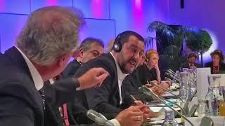 """Il ministro del Lussemburgo, il Paese degli evasori, sbrocca contro Matteo Salvini: """"Merde alors!"""""""