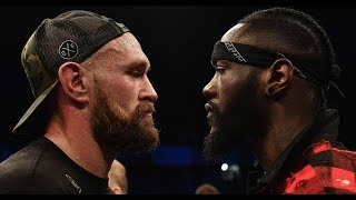 DEONTAY WILDER & TYSON FURY CONFIRM CONTRACTS ARE SIGNED! - FIGHT IS ON DECEMBER 1ST !
