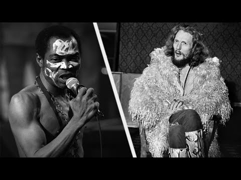 Ginger Baker & Fela Kuti: How Two Neurotic Musicians Made The Best Music Nobody Heard