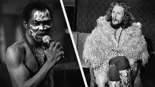 Download lagu Ginger Baker & Fela Kuti: How Two Neurotic Musicians Made The Best Music Nobody Heard