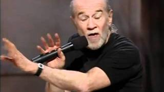 George Carlin about some cultural issues.