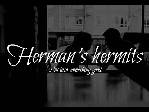 Herman's hermits - I'm into something good (Lyrics) mp3