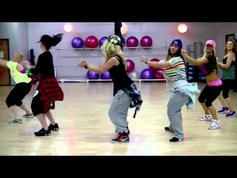 'Live It Up' J LO & Pitbull DANCE PARTY HUSTLE