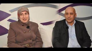 برنامج صباح الخير لقاء سمر عبد القادر ومجدي ابو عواد