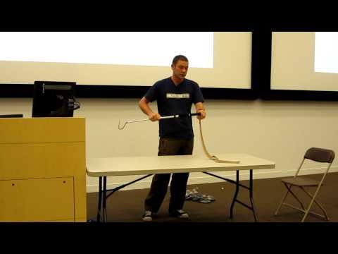 Donald Schultz Lecture Rattlesnake pt. 2