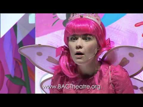 Pinkalicious at Bay Area Children's Theatre