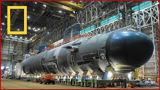 Скачать BBC Documentary Super Sub USS Submarines Ultimate Structures National Geographic