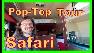 Gavio GMC Safari Pop-Top - Tour