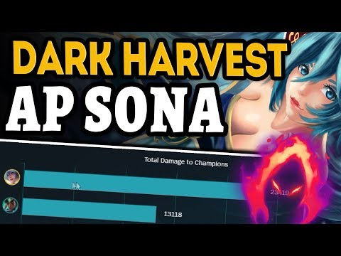 Dark Harvest Sona Can Literally ONE SHOT YOU | Adventures Of SpicyNoodle264 [Episode 30]