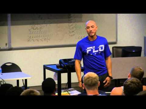 Chris Flores Motivational Talk: Mental Toughness