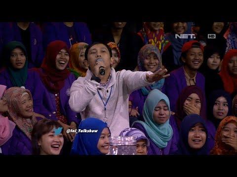 The Best Of Ini Talkshow - Tantangan Yujeng Tiru Suara Penyanyi