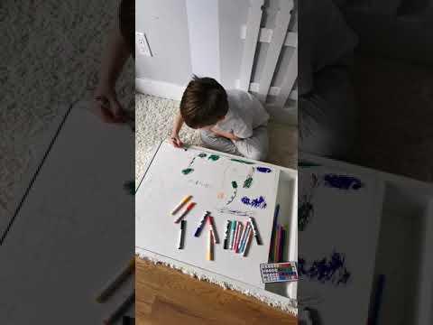 Art Light Activity Box 5-in -1 Art & Play