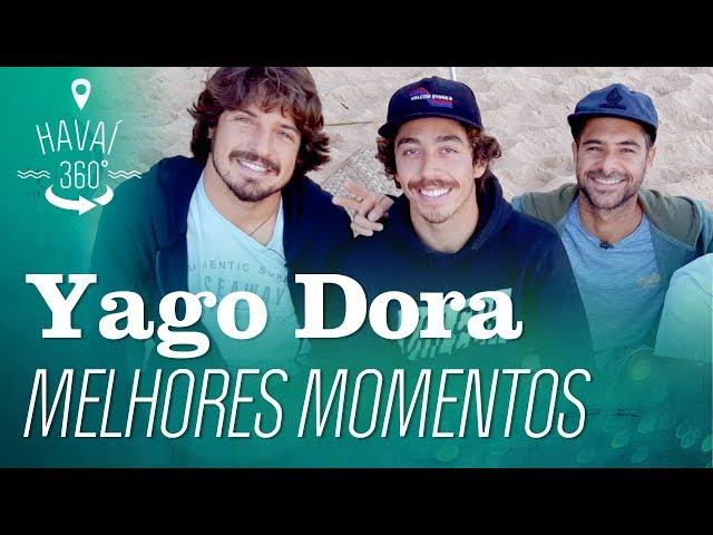 Yago Dora e sua  relação com seu pai e treinador | Melhores Momentos | Havaí 360º