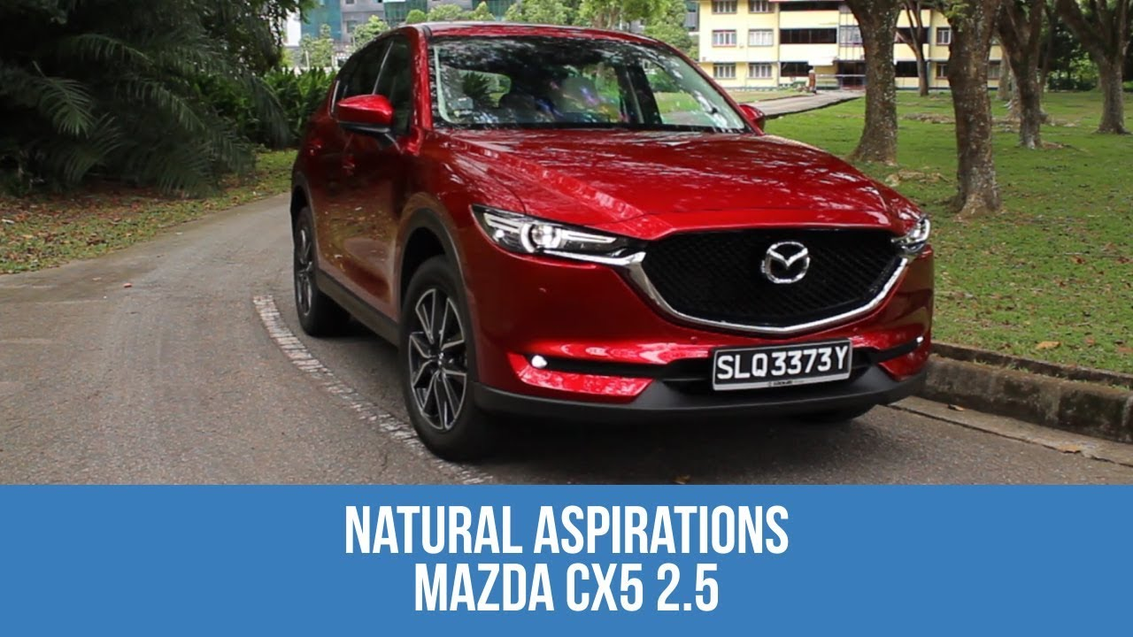 Mazda CX 5 2.5 2WD Super Luxury 2017