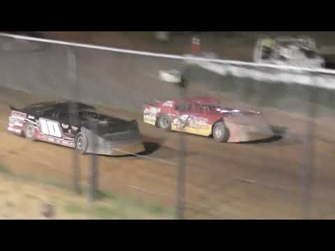 kid racing @Waycross Motor Speedway Mack10 superstreet feature race 9/15/18