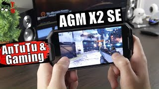 AGM X2 SE Performance Test: Gaming and Benchmarks